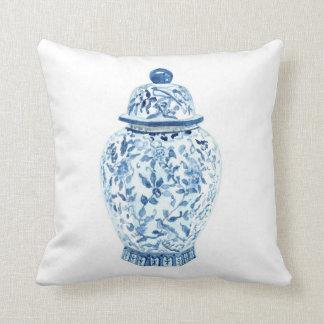 Ginger Jar No. 5 Throw Pillow