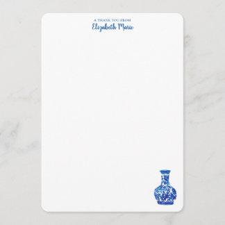 Ginger Jar Stationary Note Card
