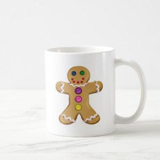 Ginger Man Coffee Mug