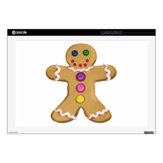 Ginger Man Decals For Laptops