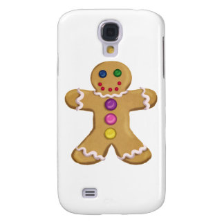 Ginger Man Galaxy S4 Cover