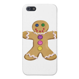 Ginger Man iPhone SE/5/5s Cover