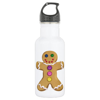 Ginger Man Water Bottle