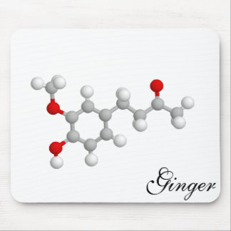 Ginger Mouse Pad