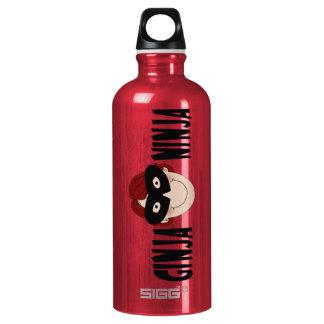 Ginger Ninja Aluminum Water Bottle