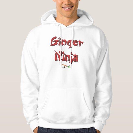 ginger Ninja Hoodie