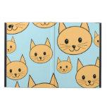 Ginger Orange Cat Design. iPad Air Cover