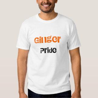 Ginger Pride Punk Shirts