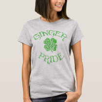 Ginger Pride St Patrick's Day T Shirt