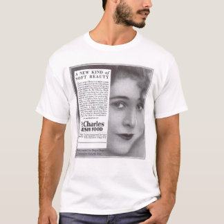 Ginger Rogers Early Makeup Ad T-Shirt