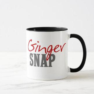 Ginger Snap Redhead Humor Mug