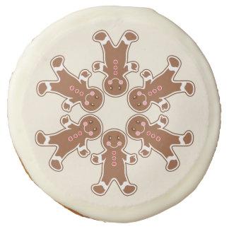 Ginger Snowflake Cookies Sugar Cookie