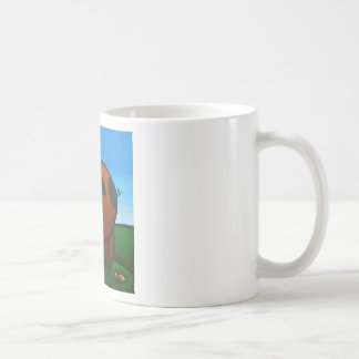Ginger Tamworth Coffee Mug