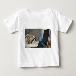 Ginger the Dog Baby T-Shirt