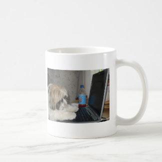 Ginger the Dog Mug