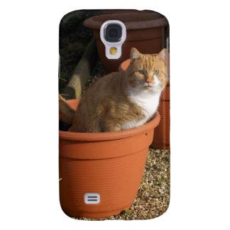 Ginger Tom Cat iPhone Case