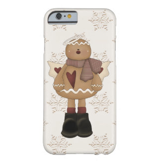 Gingerbread Angel iPhone 6 barely there case Barely There iPhone 6 Case