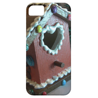 Gingerbread Birdhouse I iPhone 5 Cases