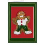 Gingerbread Boy Cards