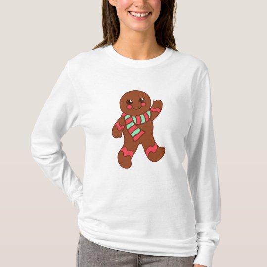 Gingerbread Boy T-shirt