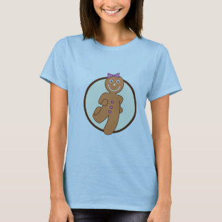 Gingerbread Brown T-Shirt