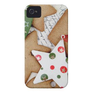 Gingerbread iPhone 4 Case-Mate Case