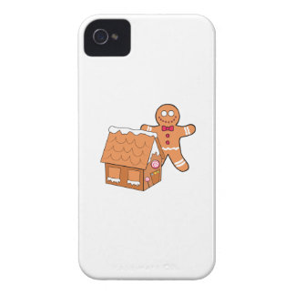 Gingerbread iPhone 4 Cases