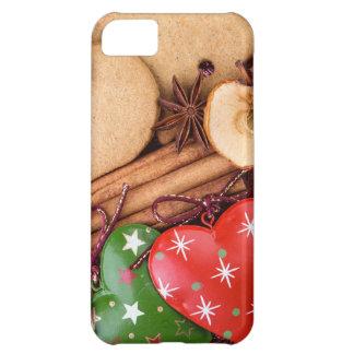 Gingerbread iPhone 5C Cases