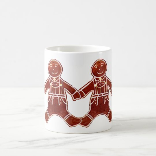 Gingerbread Children Boys The MUSEUM Zazzle Gifts Coffee Mug