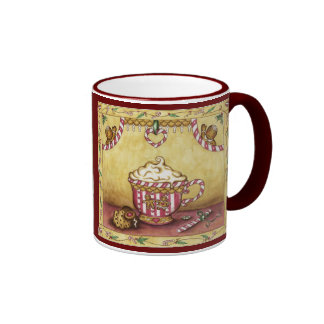 Gingerbread Christmas Cookies Coffee Mug