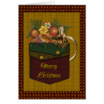 Gingerbread Christmas Greeting Cards