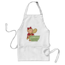 Gingerbread Christmas Holiday Kitchen apron