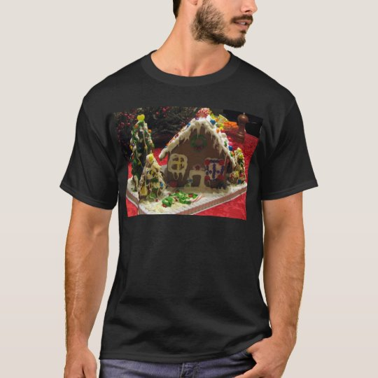 Gingerbread Cookie House T-Shirt