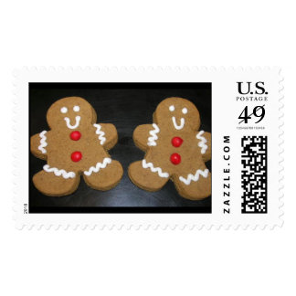 Gingerbread cookie stamp