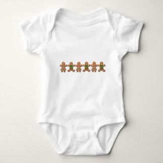 Gingerbread Cookies Baby Bodysuit