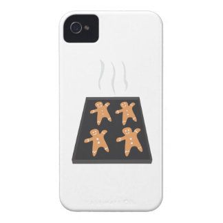 Gingerbread Cookies iPhone 4 Covers