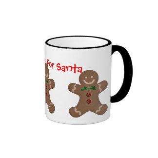 Gingerbread Cookies For Santa Coffee Mug