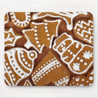 Gingerbread Cookies Mouse Pad