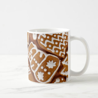 Gingerbread cookies mug