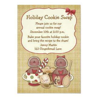 Gingerbread Cookies, Mug Card