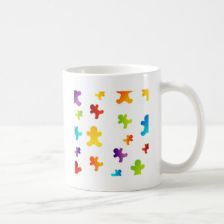 Gingerbread cookies mugs