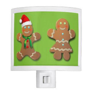 Gingerbread Cookies Night Light