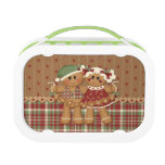 Gingerbread Country Cuteness Lunchbox
