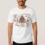 Gingerbread Dachshund Shirt
