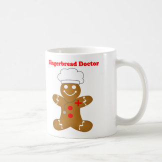 Gingerbread Doctor Tools of the Trade Mugs