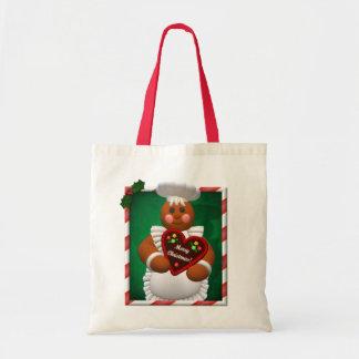 Gingerbread Family: Bakery Girl Bag