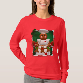 Gingerbread Family: Bakery Girl T-Shirt