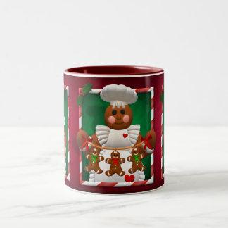 Gingerbread Family: Bakery Girls Mug