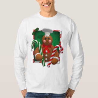 Gingerbread Family: Candy Boy T Shirt