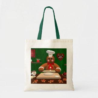 Gingerbread Family: Little Baker Bag